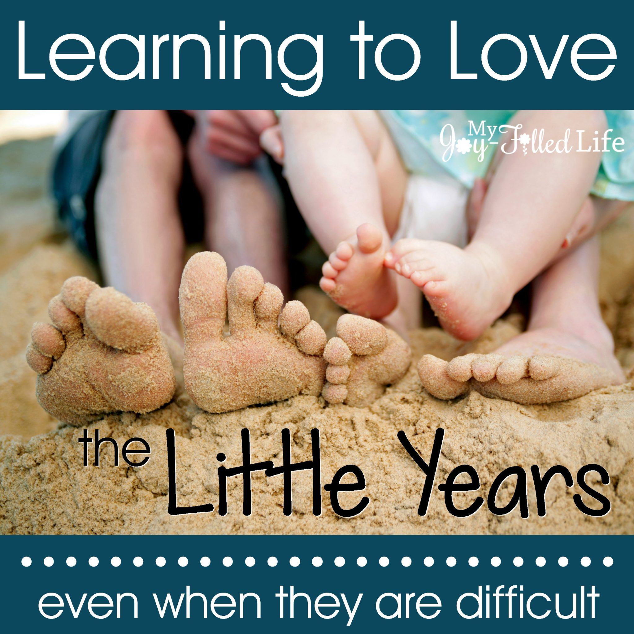 Learning to Love the Little Years